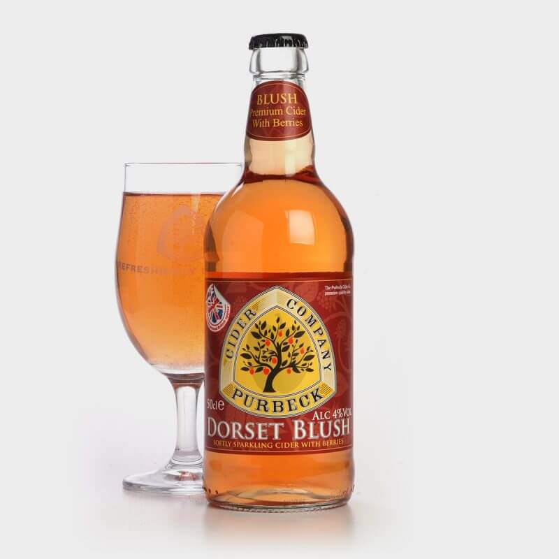 Dorset Blush by Purbeck Cider