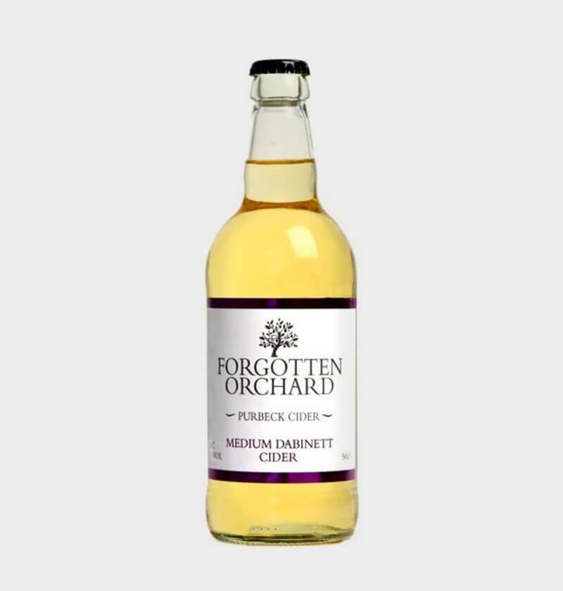 Forgotten Orchard Dabinett Cider by Purbeck Cider
