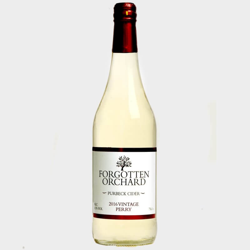 Forgotten Orchard Perry Cider by Purbeck Cider